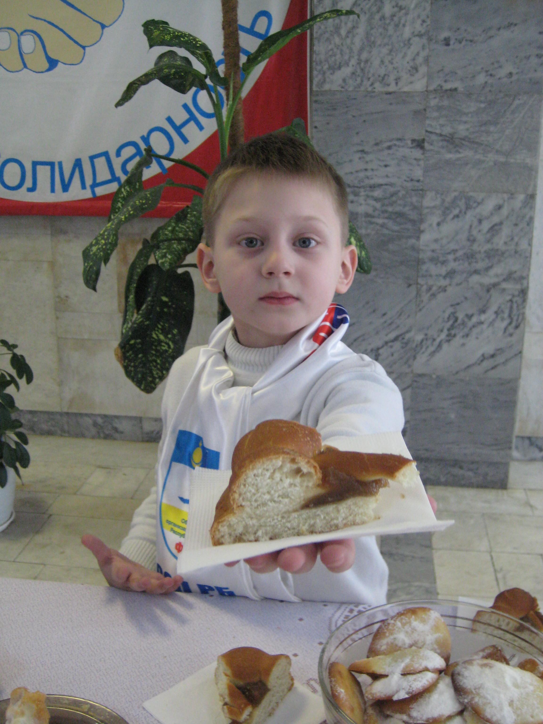 17 марта Акция Дети - детям ООПРБ 029