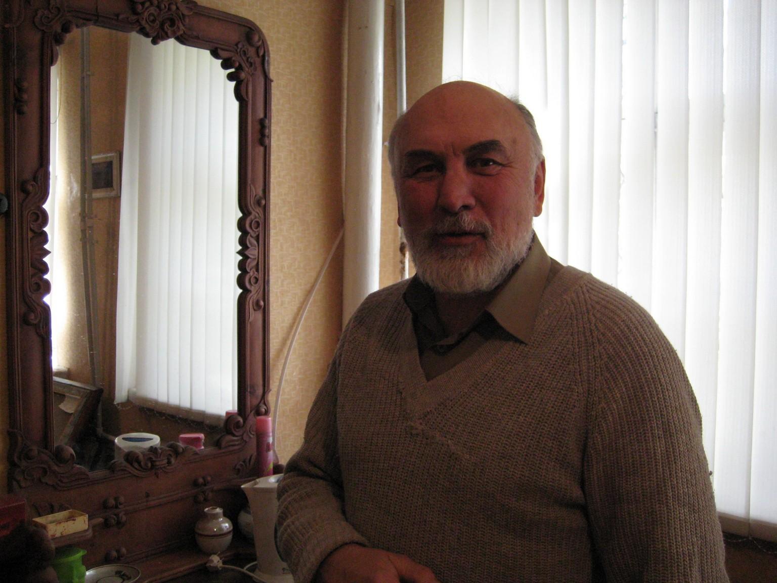 Заслуженный художник РБ Козлов Олег Тимофеевич