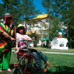 Заставка для - Инвалидная коляска для Бальжимы Бадмажаповой