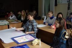 дизайнеры ВСГАКИ одевают в паспарту рисунки